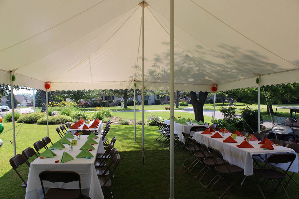 Outdoor Events at Clio Country Club